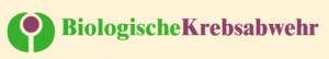 Logo Biologische Krebsabwehr